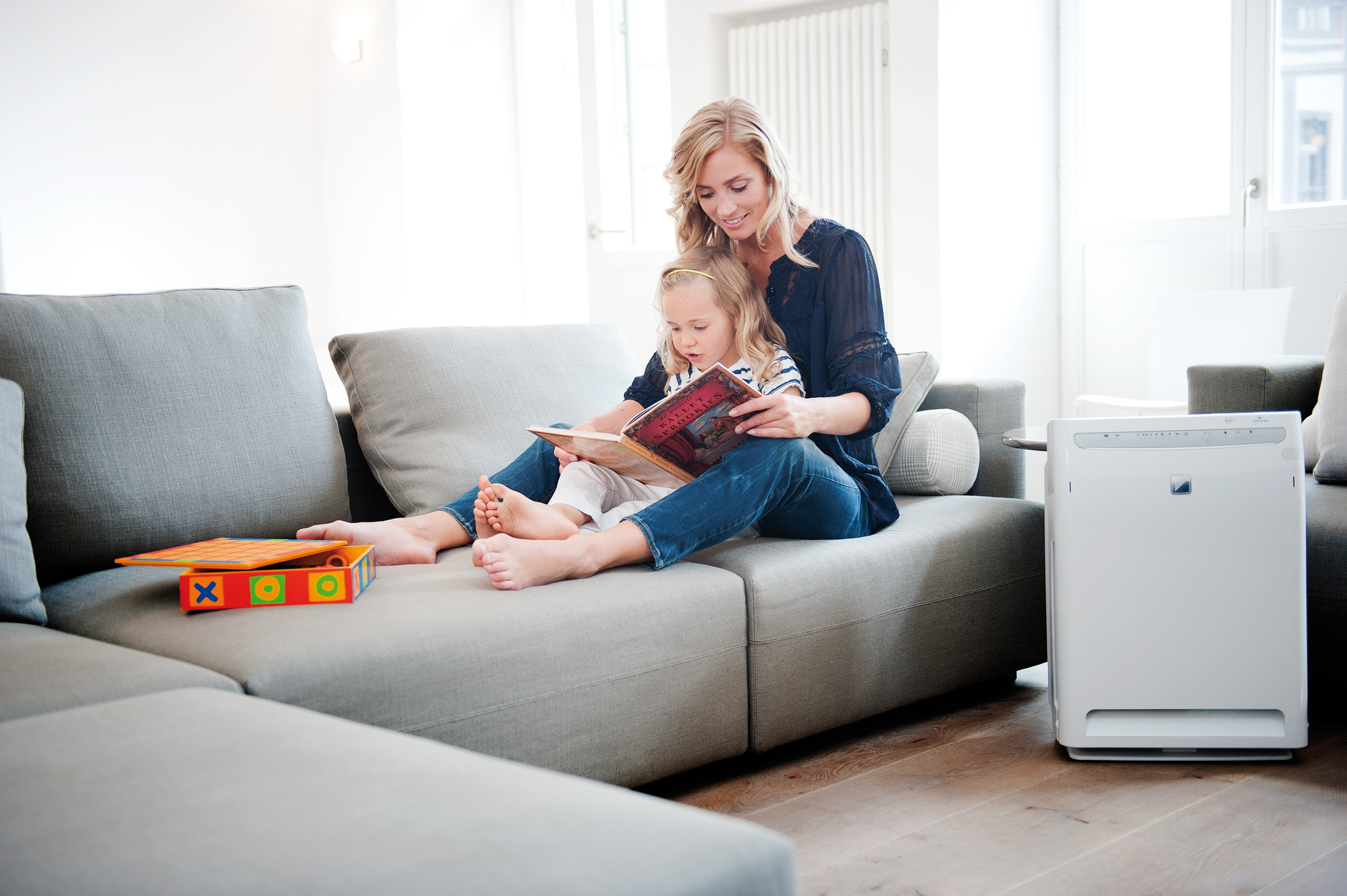 Daikin Photocatalytic Portable Air Purifier
